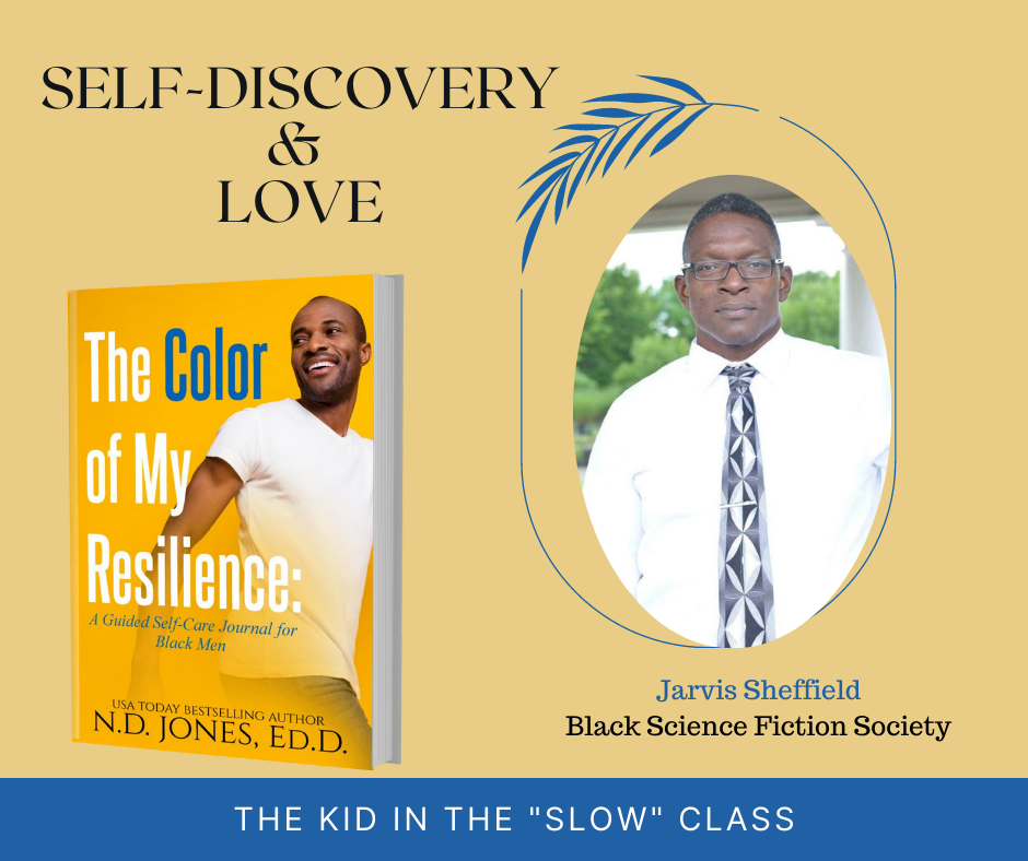 The Color of My Resilience A Guided Self Care Journal for Black Men by ND Jones Jarvis Sheffield