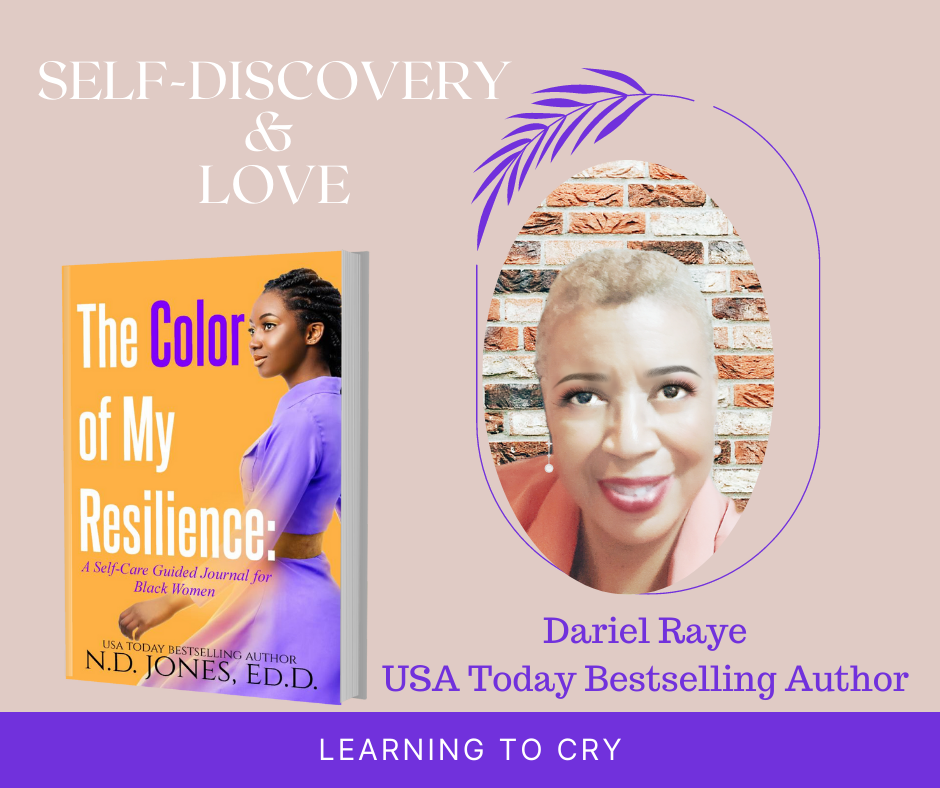 The Color of My Resilience A Guided Self Care Journal for Black WoMen by ND Jones Dariel Raye