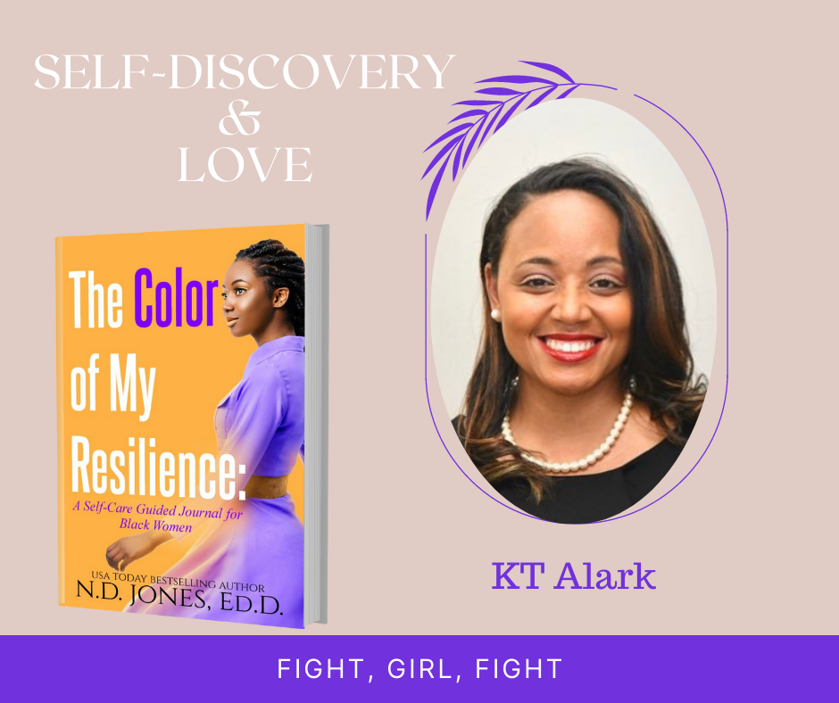 The Color of My Resilience A Guided Self Care Journal for Black WoMen by ND Jones KT Alark