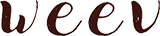 W E E V Logo
