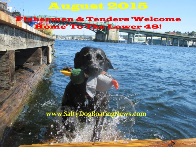 Commercial Fishing Marine Traffic, Boat Spotting Source! Salty Dog Boating News, Salty Dog Web Design, Salty Dog Maritime Marketing NW Top Pick!
