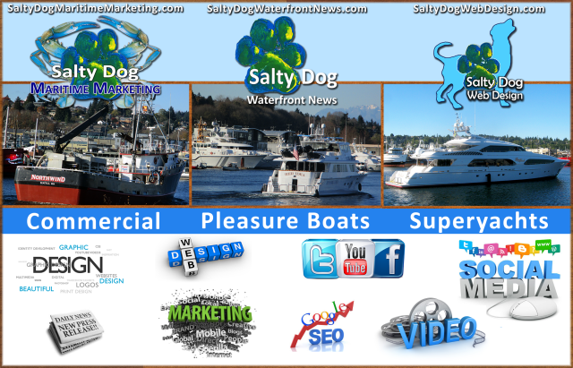 Salty Dog Boating News & Salty Dog Maritime Marketing, Commercial Fishing & Deadliest Catch Boat Top Spotting Source!