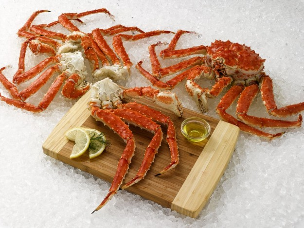 Alaska Bering Sea Crab Legs, NW Salty Dog Boaters Recipes