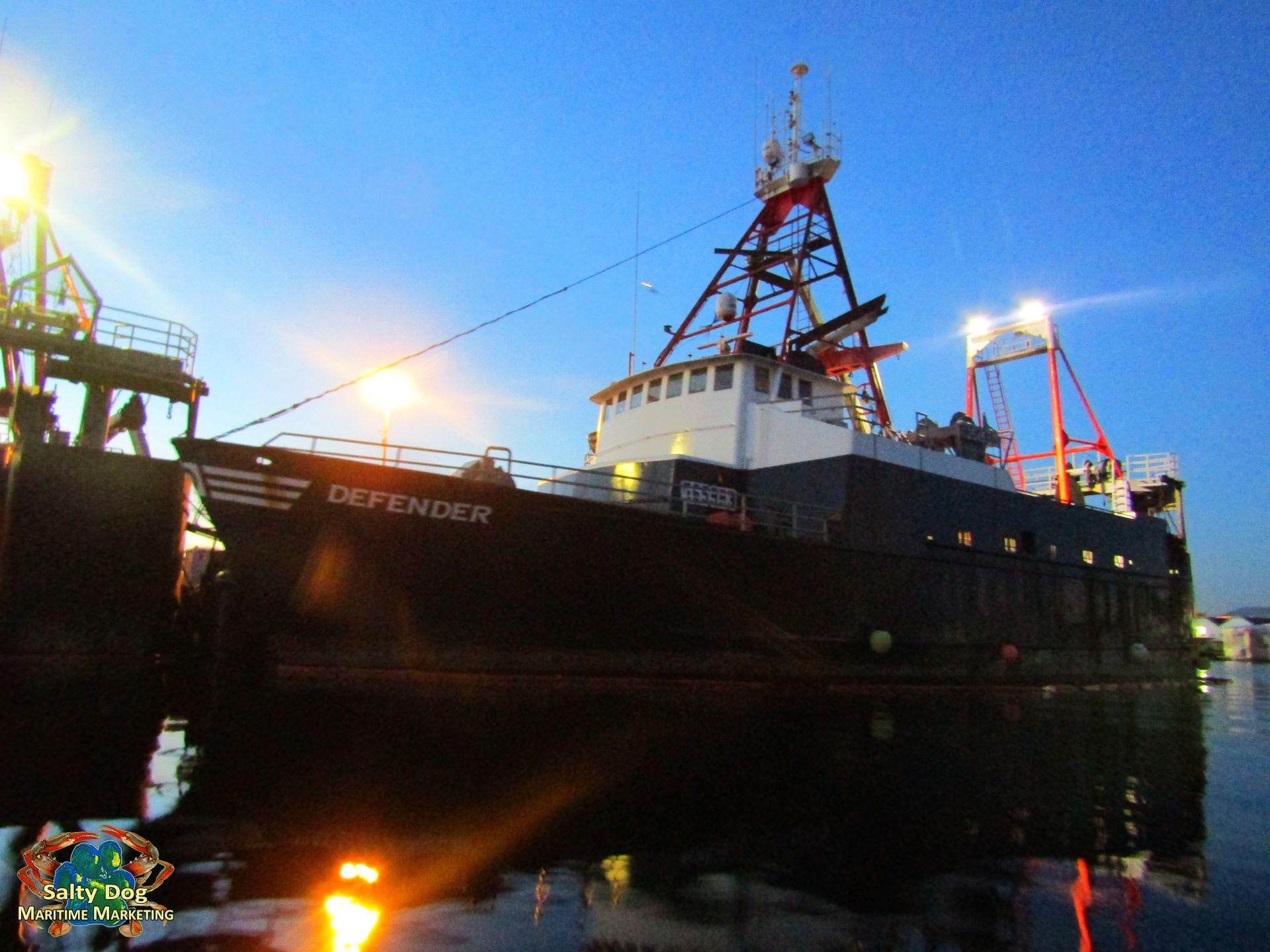 OHara Corporation Fleet, F/T Constellation, F/T Defender