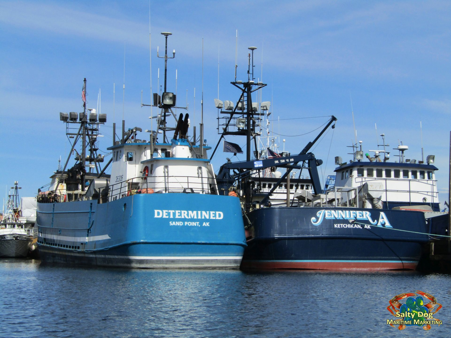 Northwestern Mandy Deadliest Catch 15 Southern Wind Wizard Brenna A Captain Sean Gets A New Boat Dutch Harbor Ak