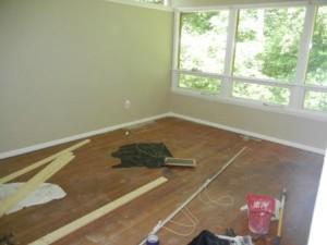 home staging bedroom FairFax VA