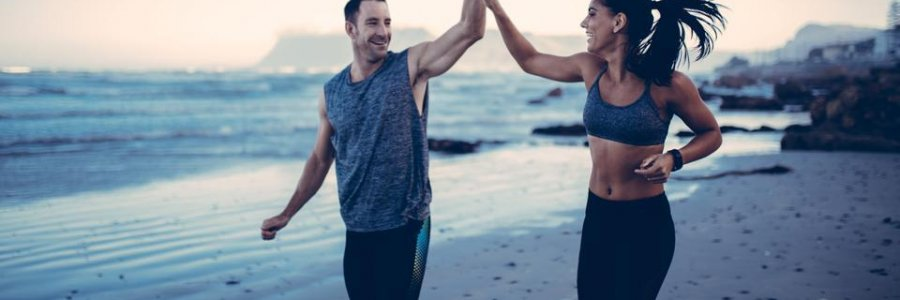 The 6th Love Language: Can Exercise Improve The Quality Of Your Relationship?