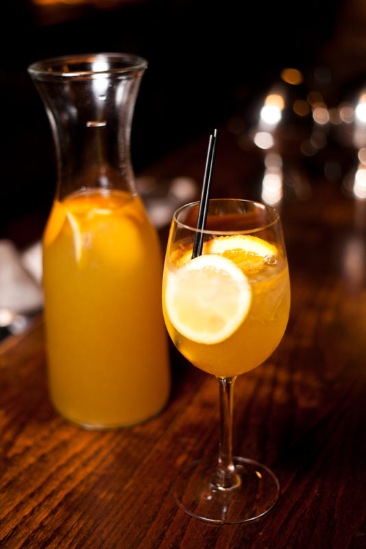 Brugal Extra Dry Rum Official The Peg Leg Punch Recipe