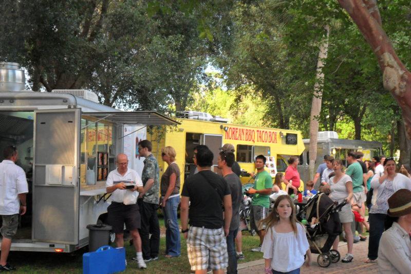 Food Truck Wars II in Uptown Altamonte at Cranes Roost Park