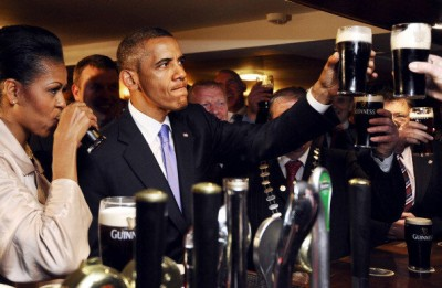 Obama Beer, The White House Honey Wheat Ale