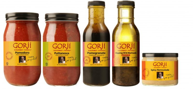 Win Chef Gorji Sauces Free