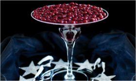 Lounge Attire Premium Cocktail Cranberries