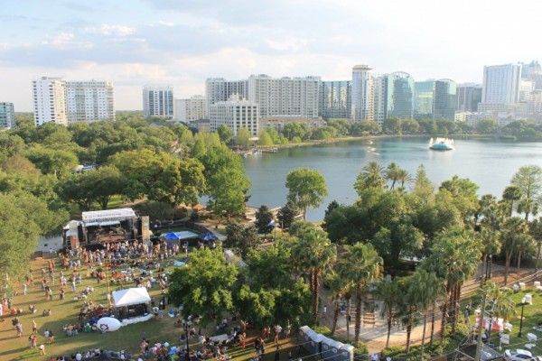 Downtown Orlando Food & Wine Fest Returns for 5th Year, Pairing Wine With Music