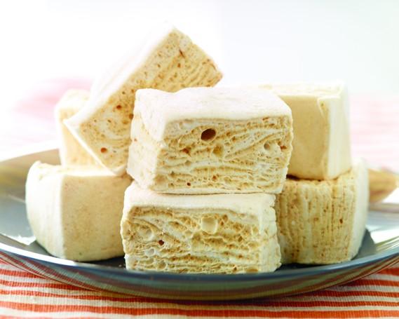 sea salt caramel marshmallows