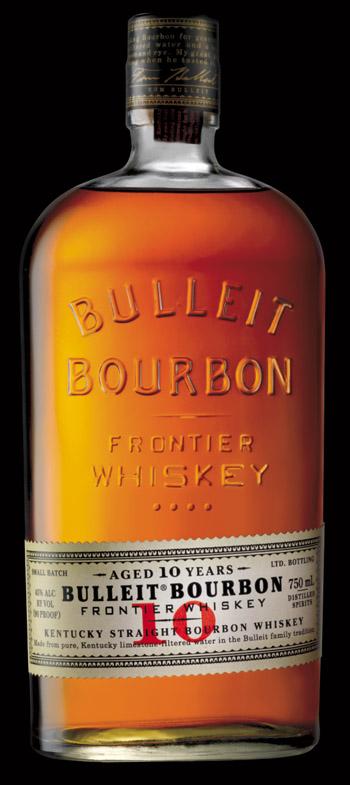 bulleit bourbon aged 10 year whiskey