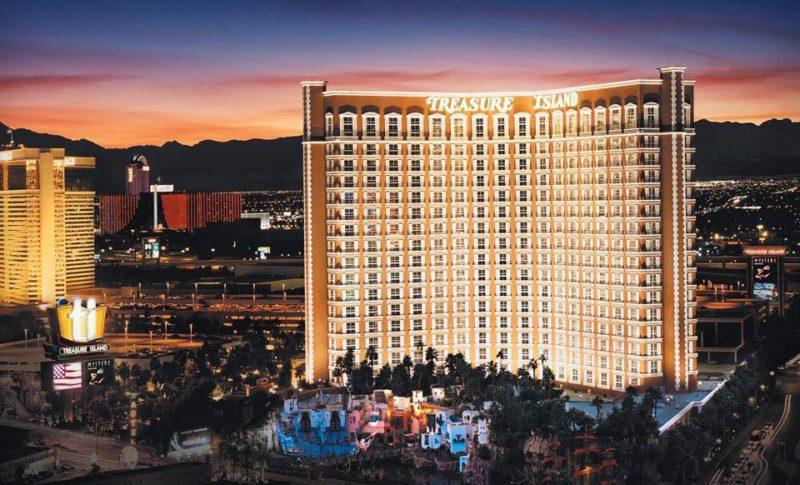 Treasure Island Las Vegas