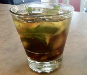 Latin-Lover-Cocktail-Wellingon-green-cocktail