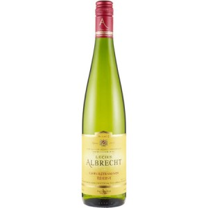 Lucien Albrecht Gewurztraminer-Alsace-wine