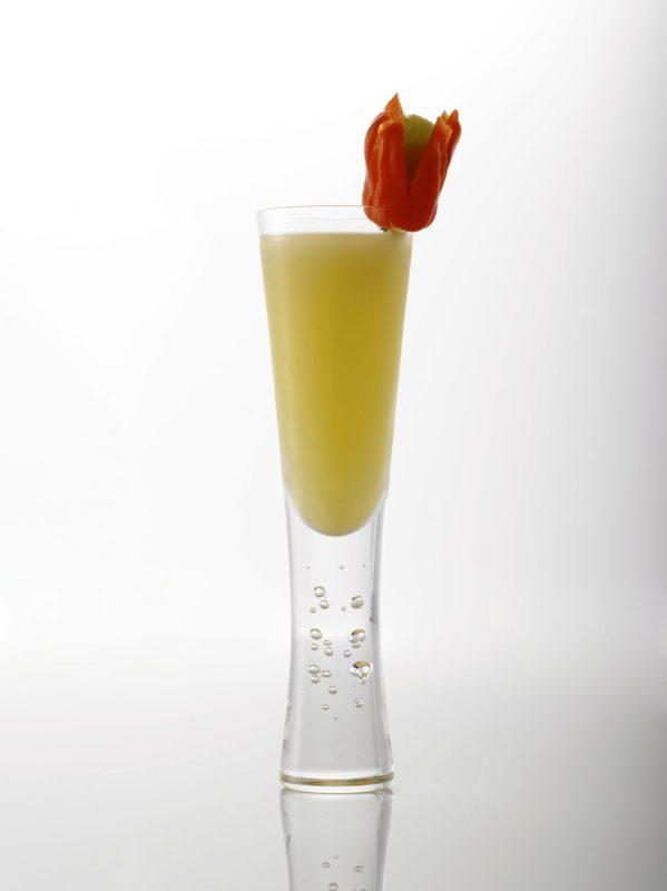 Junior Merino Celebrity chef cocktail recipes