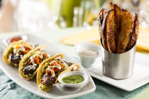 Seasons 52 Lunch Menu Steak Chimichurri Tacos Orlando