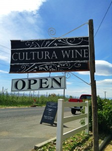 A recommendation from a friend took me to Cultura and I am SO glad I went. Truly an amazing winery. They only make 730 ish barrels a year, but they are doing great things.
