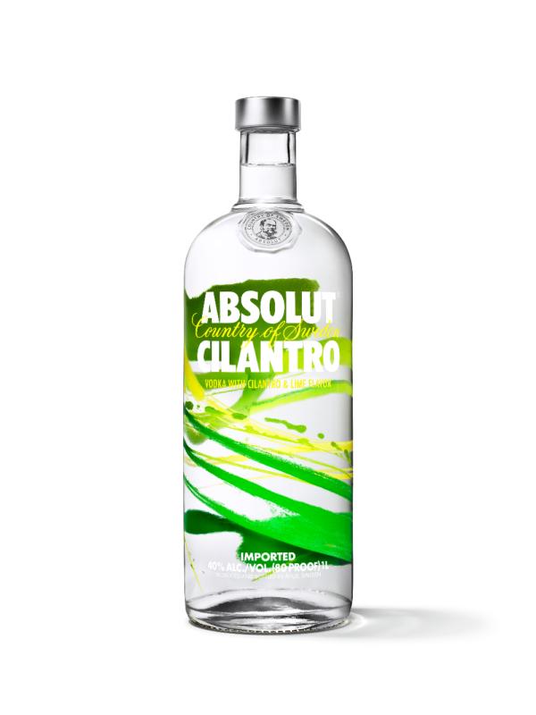 Absolut_Cilantro_New Vodka