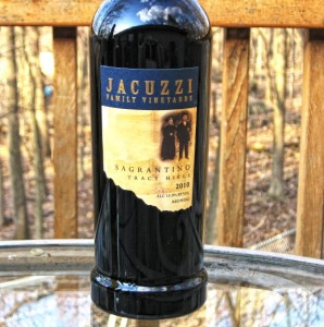 Jacuzzi-Sagrantino-Wine-review