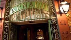 Arnauds New Orleans Sign