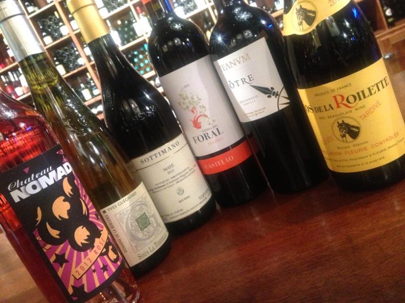 Lush Wines Chicago