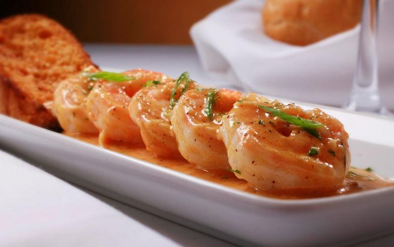 Ruth's Chris Barbecued Shrimp