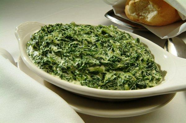 Ruth's Chris Creamed Spinach Recipe Original