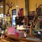 Downtown Napa shops