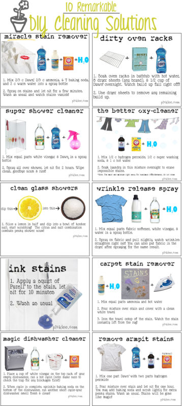 DIY eco-friendly cleaning tips