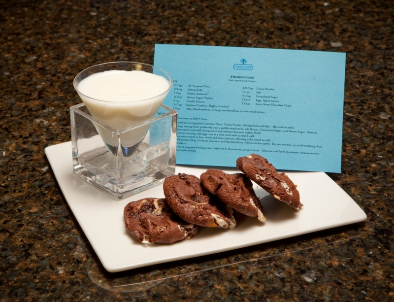 S'mores Day Cookie Recipe