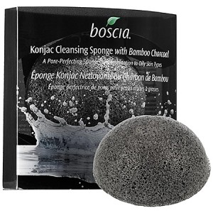 boscia charcoal sponge