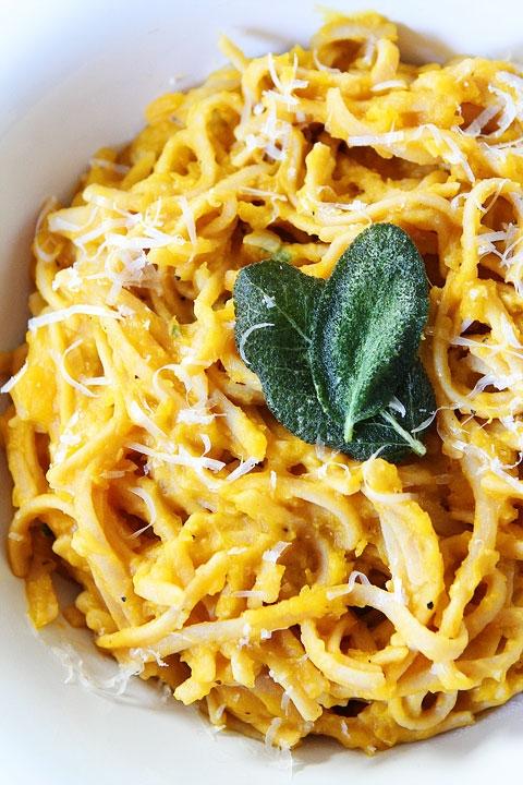 Squash Pasta Recipe
