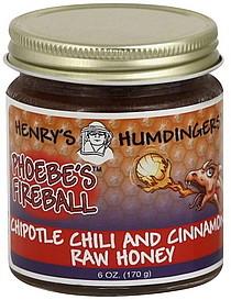 Spicy honey recipe-humdingers