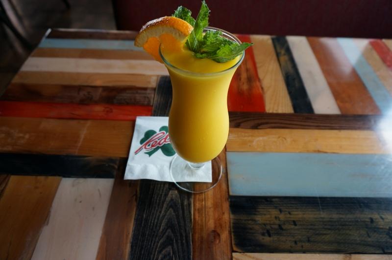 Mango Daiquri - Sea Crest Beach Hotel