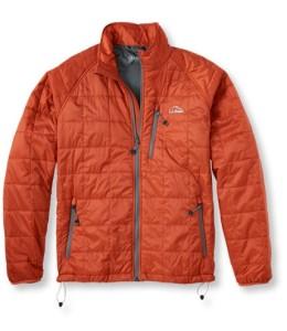 LL Bean Ascent Mens Packaway Jacket Lightweight