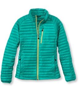 LL Bean Ultralight 850 Down sweater