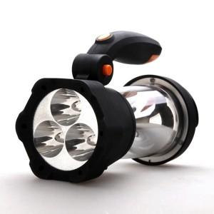 Vonhaus-Rechargeable emergency LED flashlight