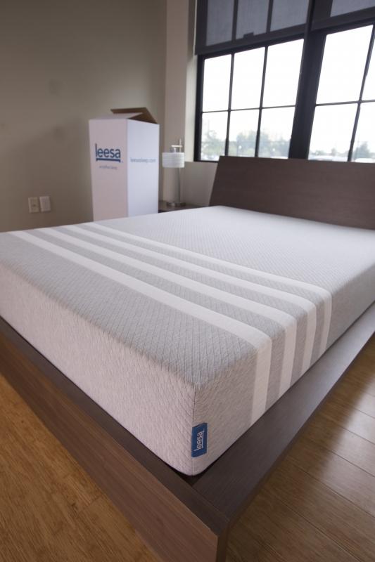 leesa foam mattress review