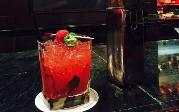 Soltado Tequila Gaby Brasserie Francaise New York City