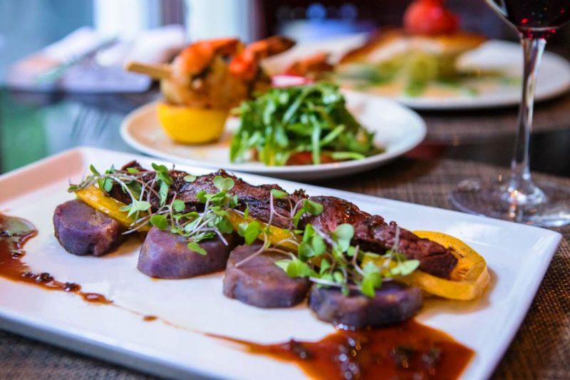 french steak au poivre recipe Gaby Brasserie