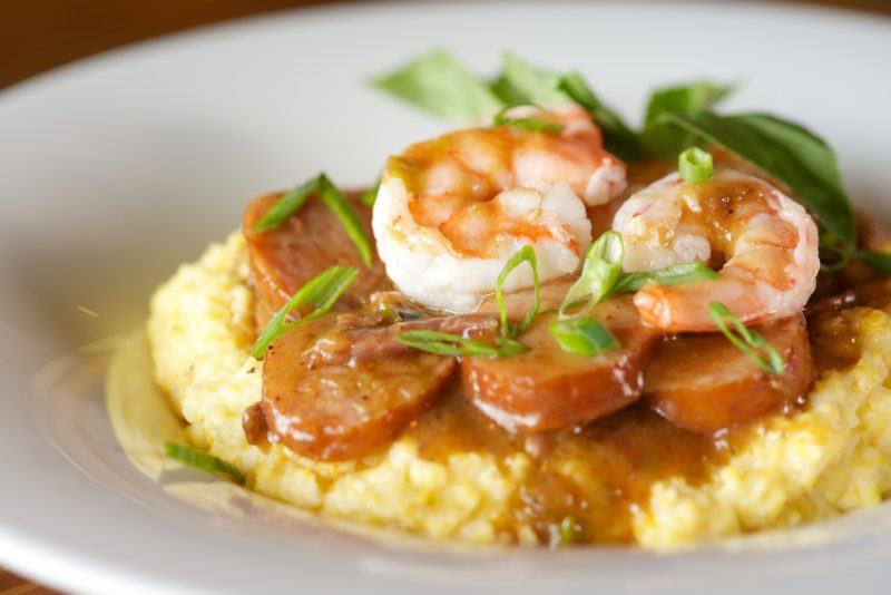 perfect shrimp and grits recipe