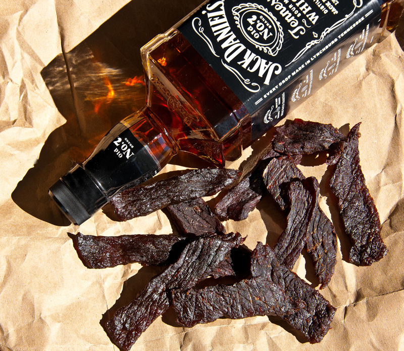 whiskey jerky recipe