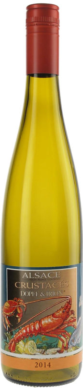 Dopff Irion Crustaces-white-wine-sylvaner-review