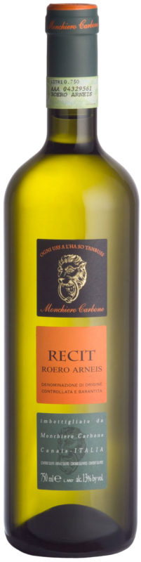 unusual italian wines-recit-roero-arneis-wine review