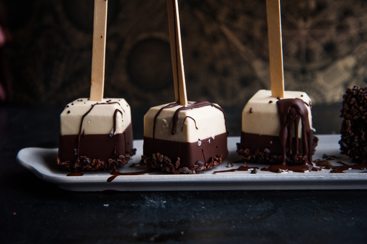 butterscotch pudding pops