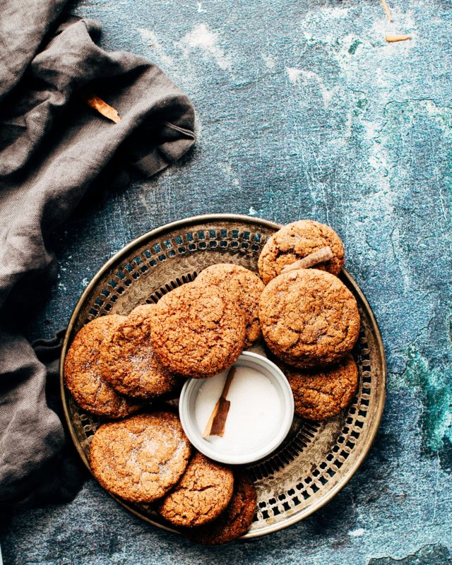 Snickerdoodles and wine pairing